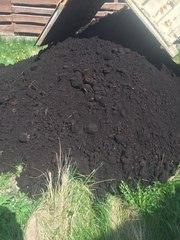 Чернозем для огорода
